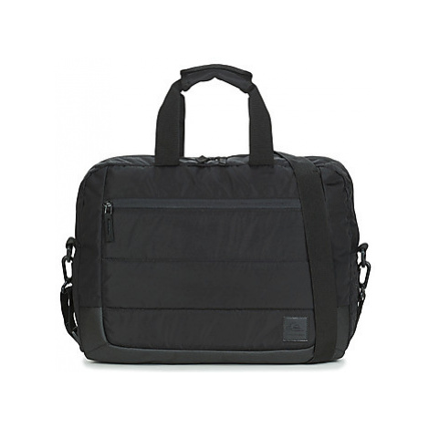Quiksilver CARRIER II men's Messenger bag in Black