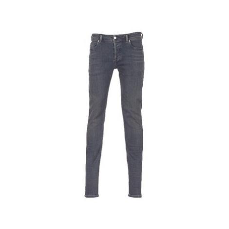Diesel SLEENKER men's Skinny Jeans in Blue