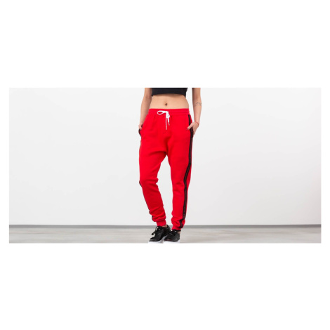 STAMPD Operation Joggers Red