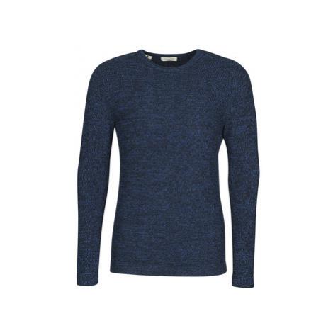Selected SLHVICTOR men's Sweater in Blue