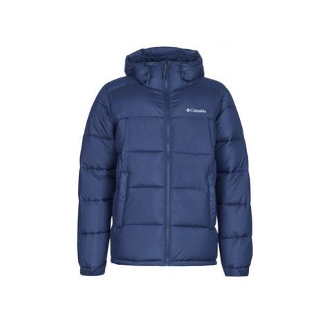Columbia PIKE LAKE HOODED JACKET men's Jacket in Blue