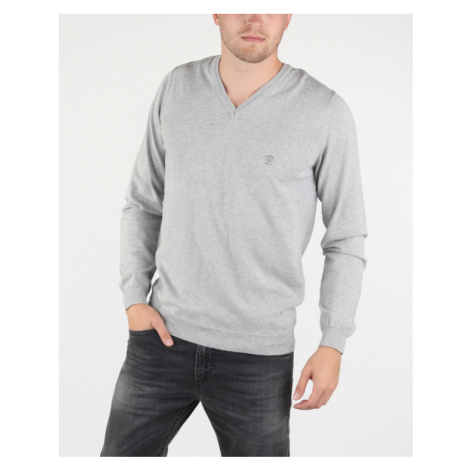 Diesel K-Bentinew Sweater Grey