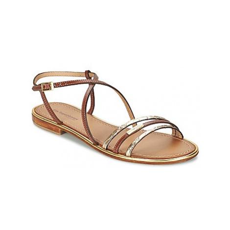 Les Tropéziennes par M Belarbi BALISE women's Sandals in Brown