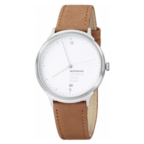 Mens Mondaine Helvetica No1 Watch