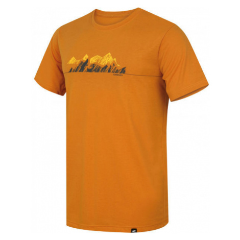 Hannah BITE yellow - Men's functional T-shirt