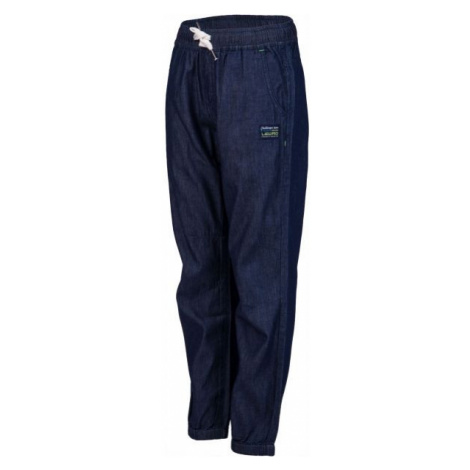 Lewro RENZO dark blue - Children's pants