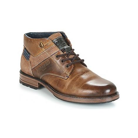 Dockers by Gerli UROUA men's Mid Boots in Brown
