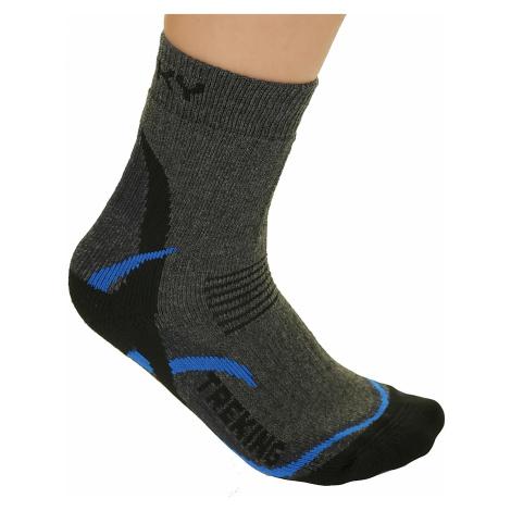 socks Husky Treking New - Dark Blue