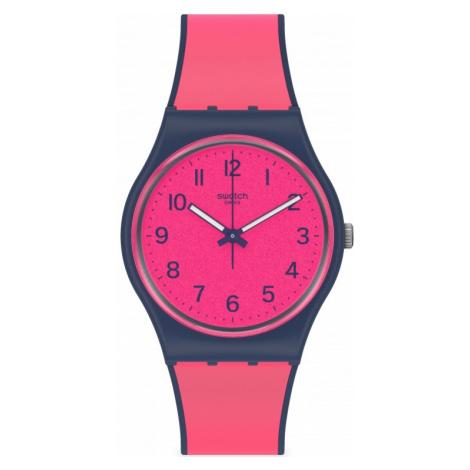 Swatch Pink Gum Originals Watch GN264