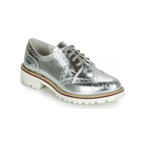Kickers ROVENTRY women's Casual Shoes in Silver