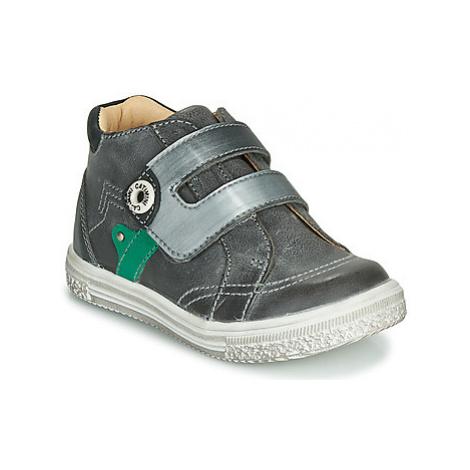 Catimini BICHOU boys's Children's Shoes (High-top Trainers) in Grey