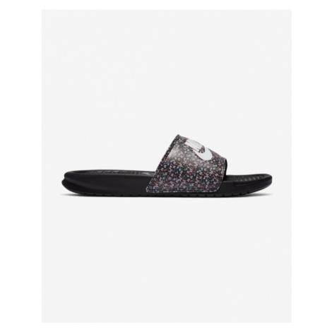 Nike Benassi JDI Slippers Black Colorful