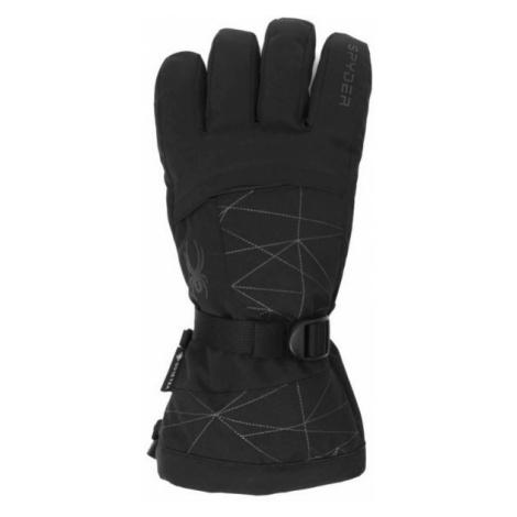 Spyder OVERWEB GTX SKI GLOVE black - Men's gloves