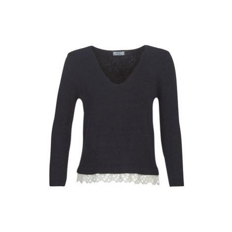 Betty London LEOPOLA women's Sweater in Blue