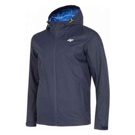4F MEN'S JACKET blue - Men's jacket