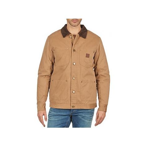 Eleven Paris VENDETA MEN men's Jacket in Brown