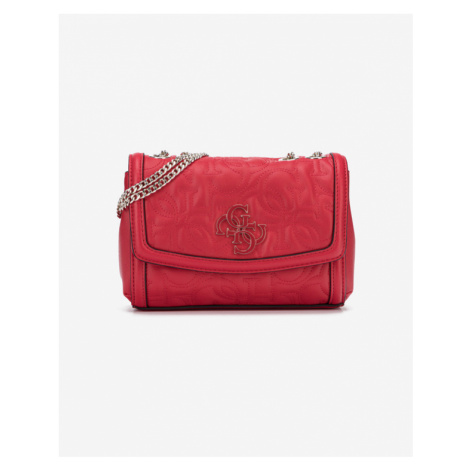 Guess New Wave Mini Cross body bag Red