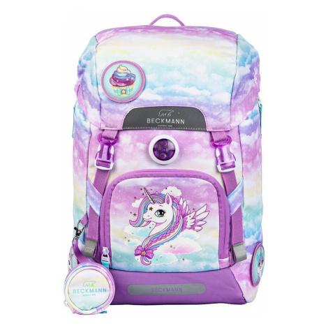 backpack Beckmann Unicorn 22 - Purple - girl´s