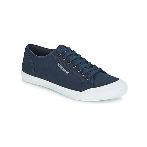 Le Coq Sportif DEAUVILLE-SPORT men's Shoes (Trainers) in Blue