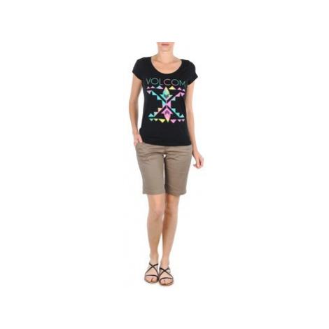 Volcom FROCHICKIE 11 SHORT women's Shorts in Brown