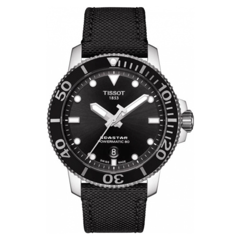 Tissot Watch Seastar 1000 Powermatic 80