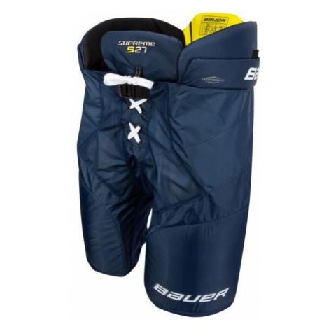 Bauer SUPREME S27 PANTS JR blue - Ice hockey pants