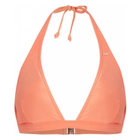 O'Neill PW HALTER MIX TOP orange - Women's swim top