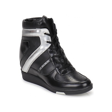 Bikkembergs JODIE 2 women's Shoes (High-top Trainers) in Black