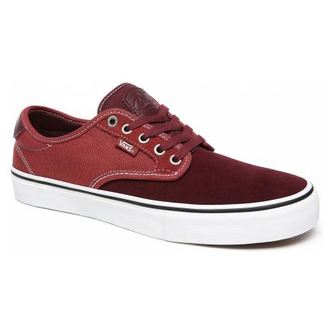shoes Vans Chima Ferguson Pro - Port Royale/Rosewood - men´s