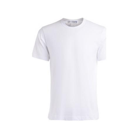 Comme Des Garcons T-Shirt in white cotton men's T shirt in White