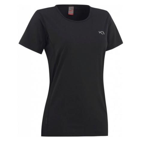 KARI TRAA NORA TEE black - Women's sports T-shirt