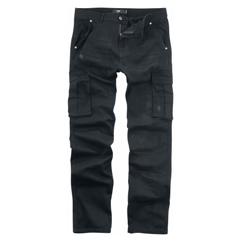 Black Premium by EMP - Cargo - Pants - black