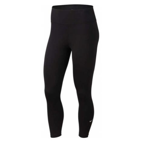 Nike W ONE TIGHT CROP black - Women's tights