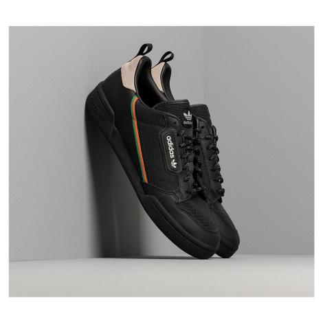 adidas Continental 80 Core Black/ Orange/ Sesame