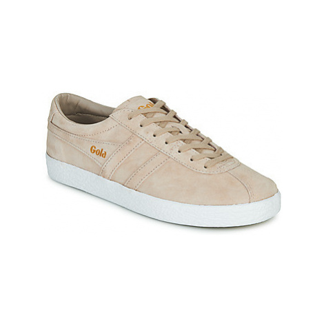 Gola TRAINER SUEDE women's Shoes (Trainers) in Pink