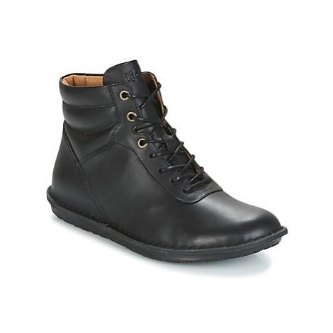 Kickers WABUCK women's Mid Boots in Black