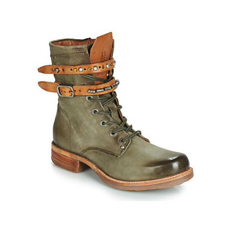Airstep / A.S.98 SAINT 14 women's Mid Boots in Kaki