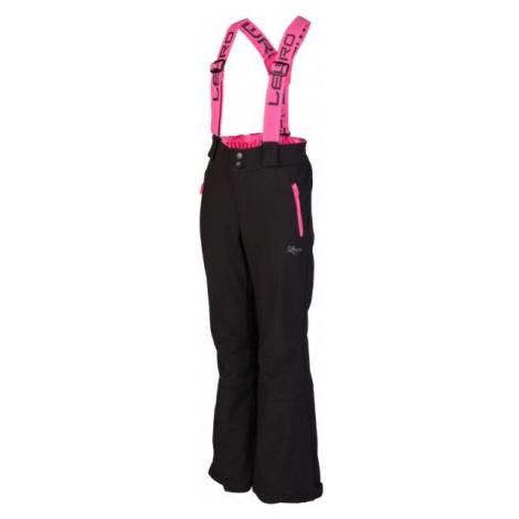 Lewro NUKA pink - Kids ski pants