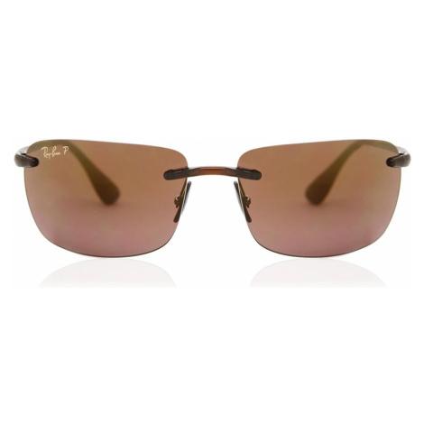 Ray-Ban Sunglasses RB4255 Chromance Polarized 604/6B
