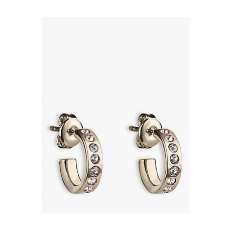 Ted Baker Swarovski Crystal Mini Hoop Earrings