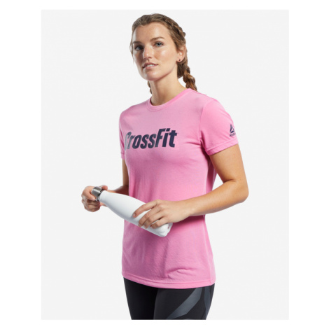 Reebok CrossFit® Read T-shirt Pink