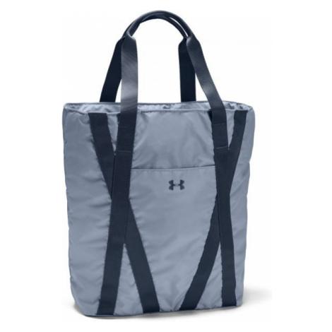 Under Armour ESSENTIALS ZIP TOTE blue - Women's tote bag