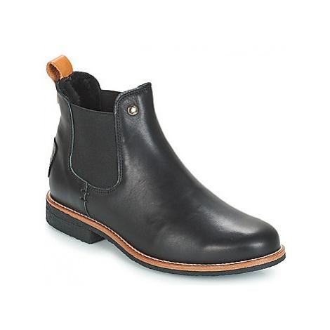 Panama Jack GIORDANA women's Mid Boots in Black