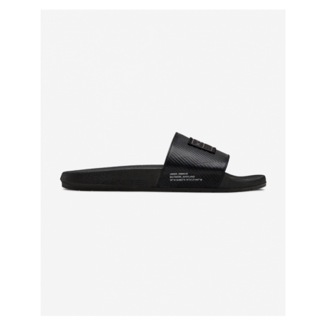 Under Armour Core Remix Slippers Black