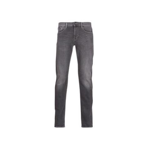 Armani Exchange HELIPSI men's Skinny Jeans in Grey