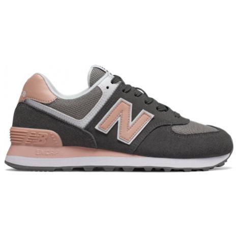 New Balance 574 Shoes - Warm Alpaca/White Oak