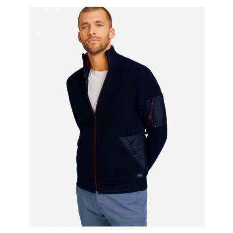 Tom Tailor Sweatshirt Blue