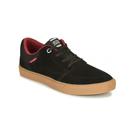 Jack Jones JFW BARTON men's Shoes (Trainers) in Black Jack & Jones