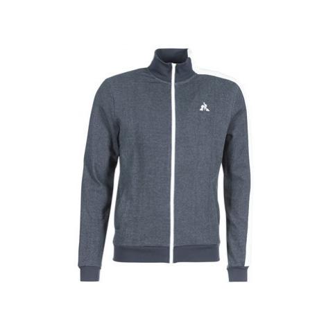 Le Coq Sportif ESS Sweat Denim men's Sweatshirt in Blue