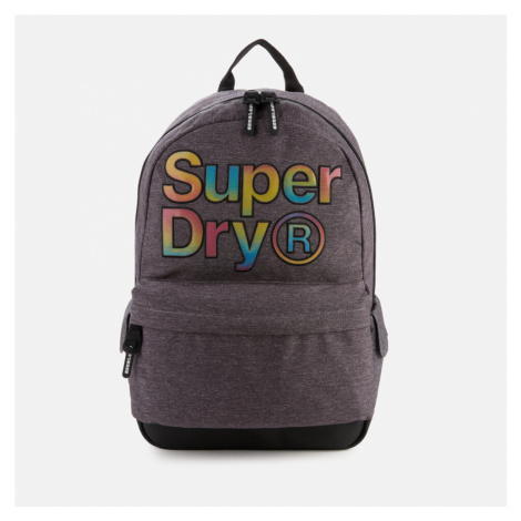 Superdry Women's Rainbow Infill Montana Bag - Grey Marl